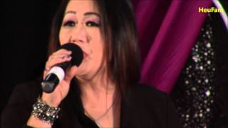 Sacramento Hmong New Year 2015-2016: Ntxawm Lis (1st performance)