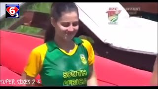 Shocking : Beautiful Girls Exploited in Cricket crowd || ICC World Cup T20
