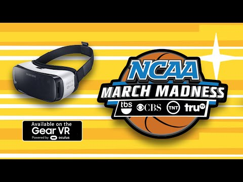 NCAA March Madness Live VR App