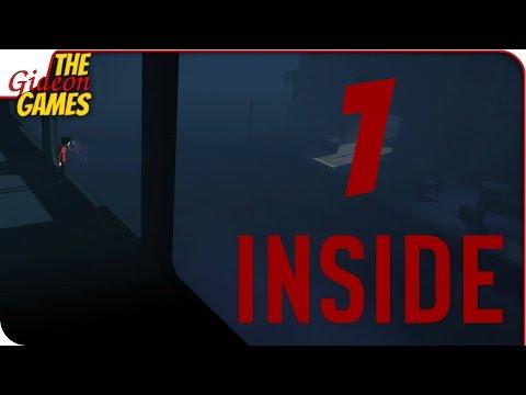 Прохождение INSIDE на Русском #1 ➤ ЦИПЛЁНКОМЁТ