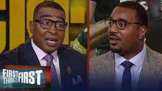 Cowboys need to establish the run game, talk Patriots injuries - Canty | NFL | FIRST THINGS FIRST