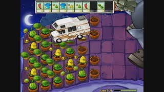 Plants versus Zombies - level 05-10