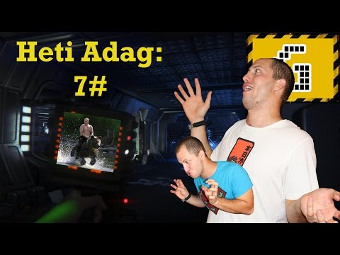 Heti Adag #7 I Youporn Az Esportban, Putyin és A Videójátékok I Gamegeek video
