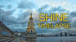 SHINE: Canon 600D | RAW Video Timelapse