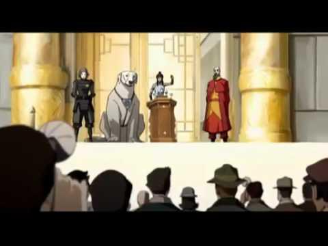 Novo trailer de Avatar: A Lenda de Korra