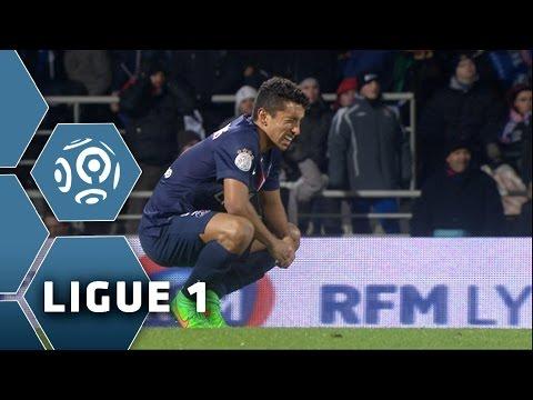 Olympique Lyonnais - Paris Saint-Germain (1-1) - Highlights - (OL - PSG) / 2014-15