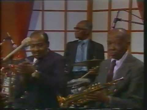 Harlem Blues&Jazz Band + Indonesian Group -1981NDR-talkshow - River Kwai March