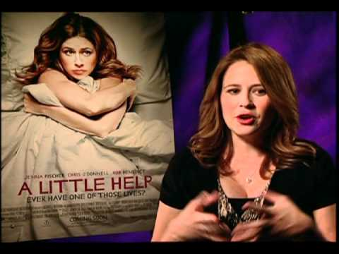 A Little Help! - Interviews With Jenna Fischer And Daniel Yelsky - The Inside Reel