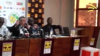 Can 2015 | Alain Giresse - Conférence de presse