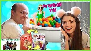 Pranking Our Grandparents/ That YouTub3 Family