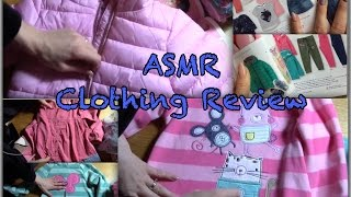 *ASMR* NEXT Spring Collection clothing for kids