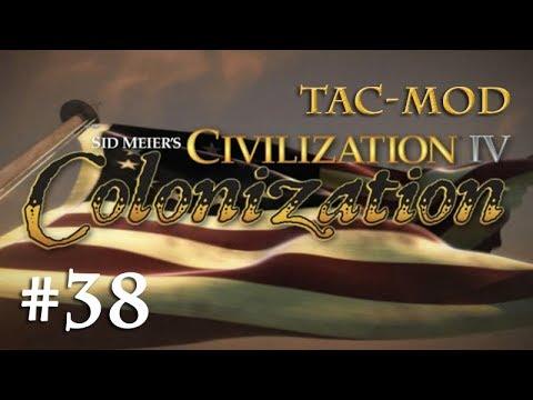 Lets Play Civ 4 Colonization (TAC) #38: Spitzensteuer - Nouvelle-France (Deutsch)