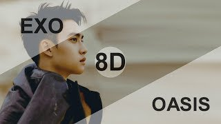 Exo 엑소 Oasis 오아시스 8d Use Headphone