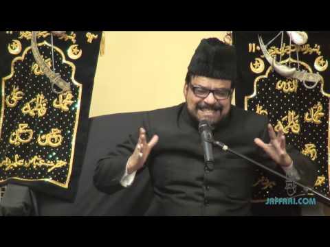 15th Safar 1435 Maulana Abid Bilgrami (Arbaeen Ashra Majlis 2013)