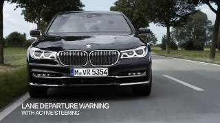 BMW The innovative features of the all new 7 Series