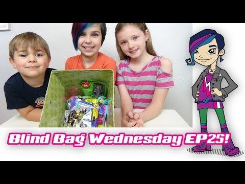 Blind Bag Wednesday EP25 – My Little Pony, Trash Pack, Zelfs and More!
