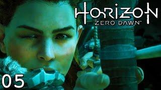 Horizon : Zero Dawn #05 : ESCALADE D'UN ROBOT GÉANT !