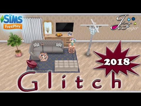 The Sims FreePlay ⚙️| GLITCH 2018 |⚙️ By Joy.