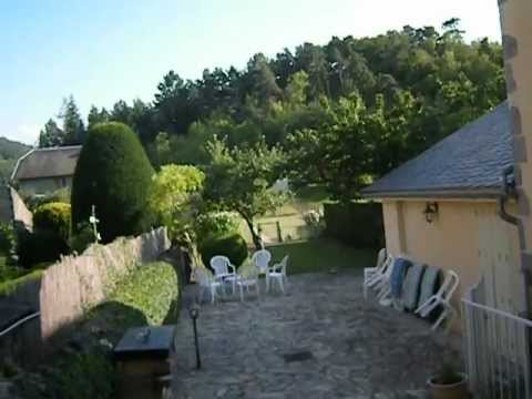 A Furnished House in Murol (Auvergne) France