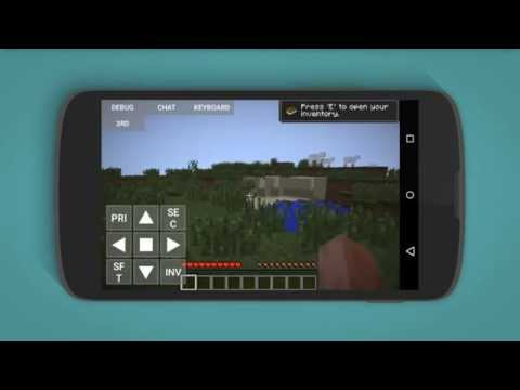 How To Play Minecraft PC Version on Android!