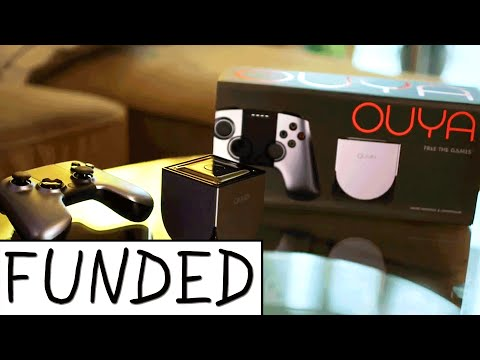 FUNDED | Ouya: Revolutionizing The Gaming Industry | Episode 9
