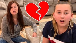 Daughters Find Out Our Marriage Is Over