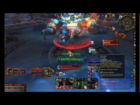 [FR] Strat Jin'Rokh le briseur 1er boss du raid Trone du tonnerre en 10N