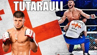 RAUL TUTARAULI - Highlights/Knockouts | Раул Тутараули