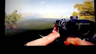 Compilation de tir sur sanglier (hunting simulator)
