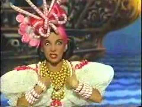 CARMEN MIRANDA - I'M JUST WILD ABOUT HARRY