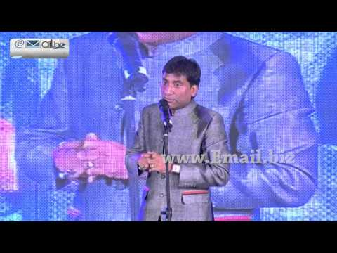 stand-up comedian Raju Shrivastav in  funny comedy ever on famous...