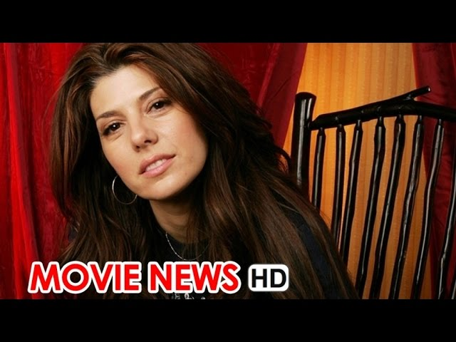 Movie News: Spider-Man - Marisa Tomei to Play Aunt May? (2015) HD