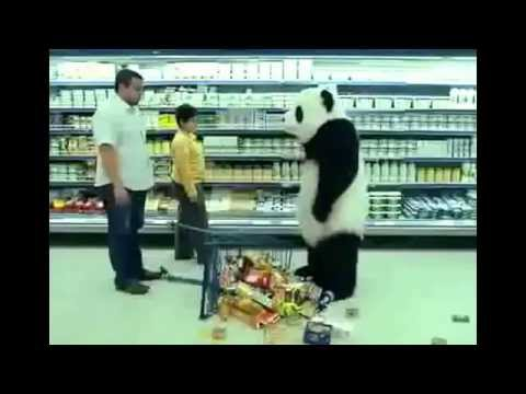 Never say no to Panda never