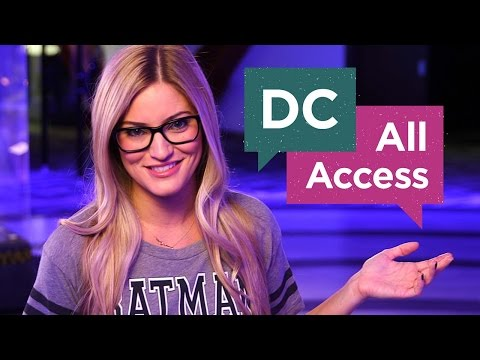 iJustine hosts DC All Access