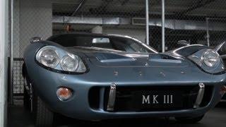 Petersen Automotive Museum Vault (Part 1) - CAR and DRIVER
