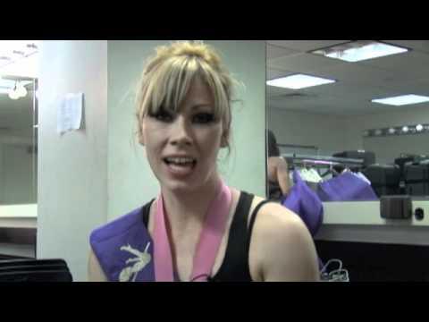 2010 US Pole Dance Champion - Alethea Austin