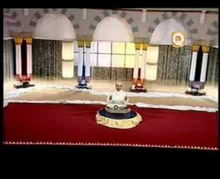 Urdu Hamd(koi To Hai Jo Nizam)zulfiqar Ali.by Ghafoor video