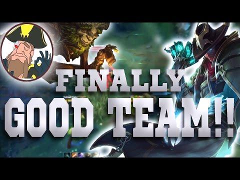 Tobias Fate - FINALLY A GOOD TEAM WITH TOBIAS!! | League of Legends