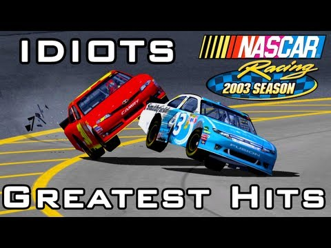 Idiots of NASCAR: Greatest Hits