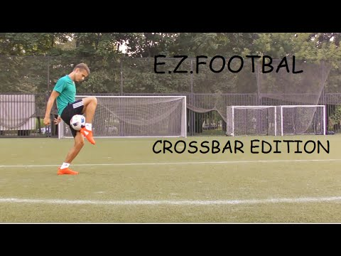 AWESOME skills | E.Z. Football | Crossbar Edition