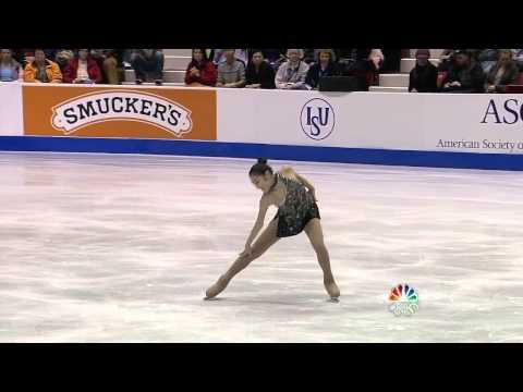 2009 Skate America- Мир фигурного катания- Kim Yuna SP 007 'James Bond Medley'