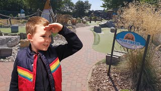 Bear Creek Adventure Golf at Rivenhall Oaks Golf Centre - Essex Mini Golf
