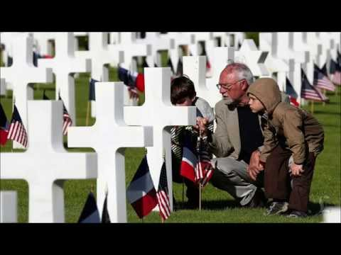 Obama honors D-day veterans in Normandy