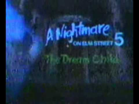A Nightmare on Elm Street 5: The Dream Child TV Spot #2