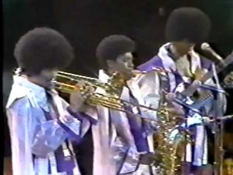 "Ohio Players ""Skin Tight"" LIVE on U.S. TV 1974"