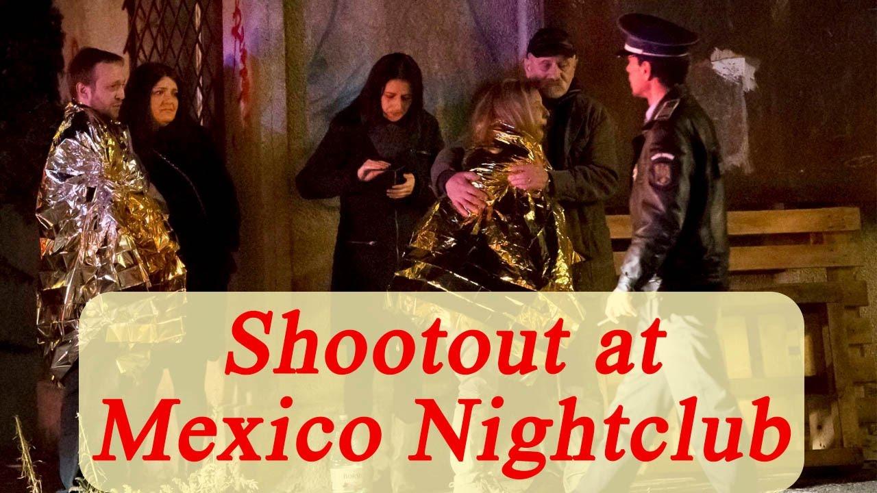 Mexico Nightclub shooting : Gunman kills 5 during BPM electronic music festival | Oneindia News