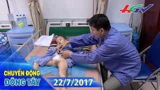 Thêm 22 bệnh nhi ở Hưng Yên bị sùi mào gà | Chuyển động Đông Tây - 22/7/2017