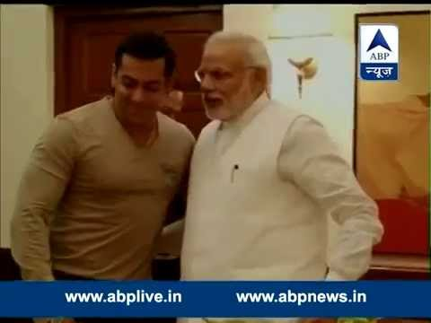 Salman Khan meets PM Modi, invites him for sister's marriage