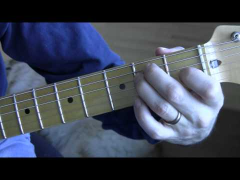 Part 3:  Van Diemen's Land (U2 Guitar Tutorial) - Overview of Guitar Chords