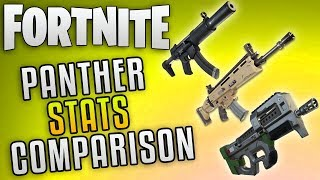 """Fortnite Save The World Panther Assault Rifle """"Fortnite Panther AR Review"""" Fortnite Update 4.5 News"""